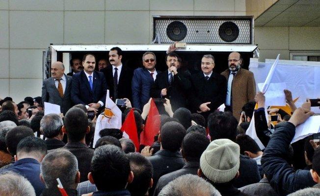 AK Parti ilçe başkanları göreve başladı