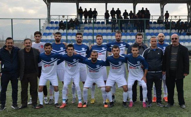 Amatörde play-off bileti alan ikinci takım Arguvan Belediyespor oldu
