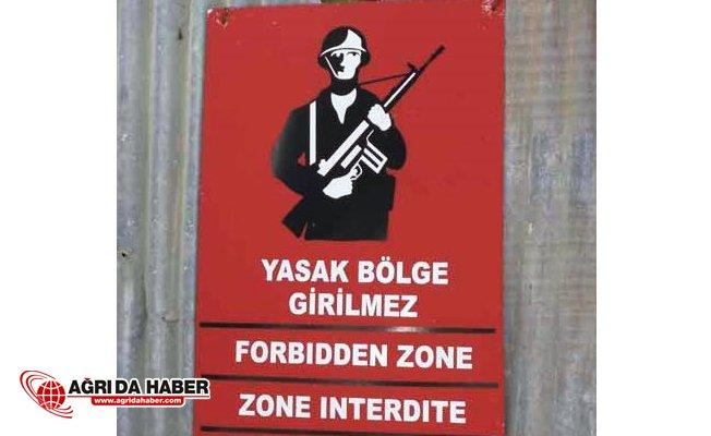 Kars'ta Askeri yasak bölgede piknik yapan 7 kişi gözaltına alındı