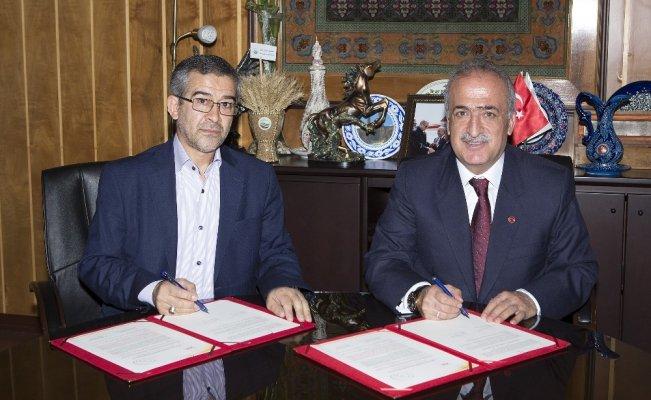 Atatürk Üniversitesi yeni bir iş birliğine daha imza attı