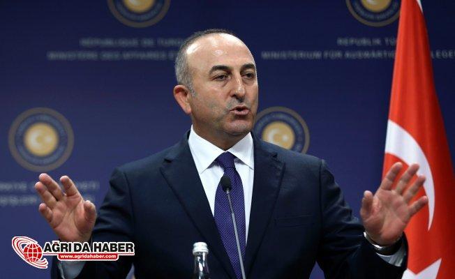 """Bakan Mevlüt Çavuşoğlu'ndan Esed Yönetimine Tehdit! """"Türk Askerini Kimse Durduramaz!"""""""