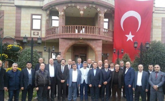 Başkan Hakan'dan İstanbul'a çıkarma