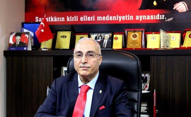 Başkan Karael'den olağan genel kurul açıklaması