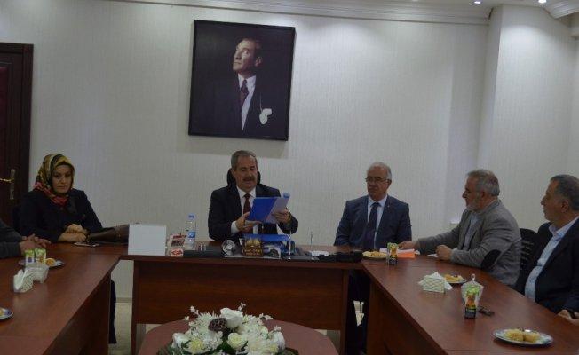 Başkan Necati Gürsoy, belediye çalışmalarını anlattı