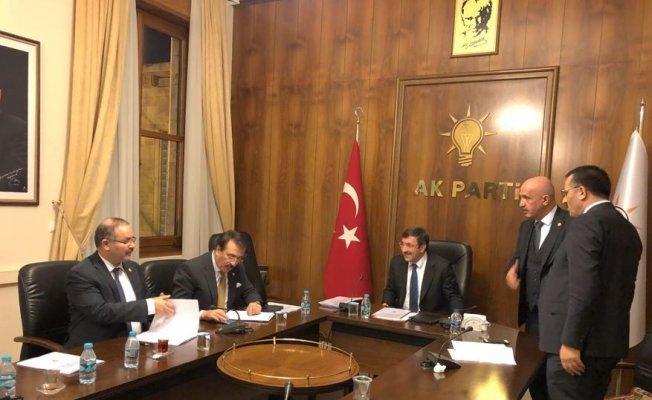Başkent'te '2019'a Doğru Erzurum' gündemi