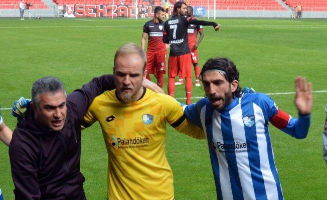 B.B. Erzurumspor, galibiyete kilitlendi