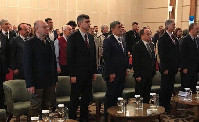 Belediye Başkanı Saraoğlu, sempozyuma katıldı