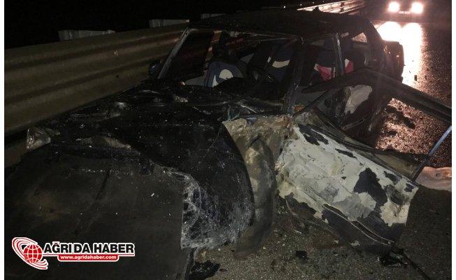 bilecik'te Feci Kaza: 7 Yaralı