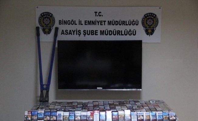 Bingöl'de 6 hırsızlık şüphelisi yakalandı