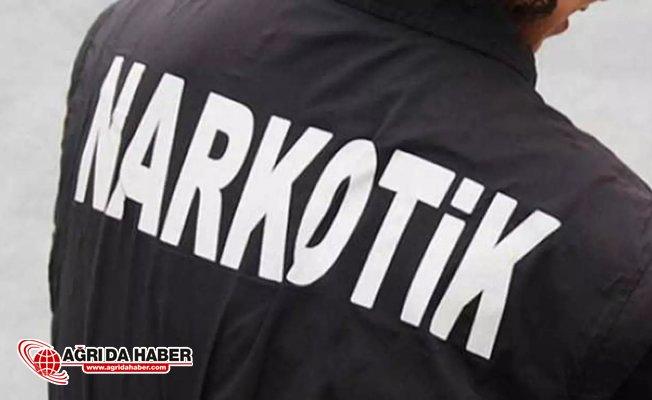 Bitlis'te İç çamaşırında uyuşturucu taşıyan şahıs yakalandı