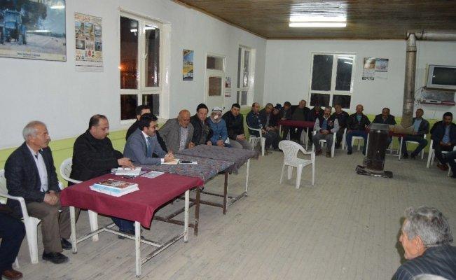 Burdur AK Parti İl Teşkilatı Yazıköy'de