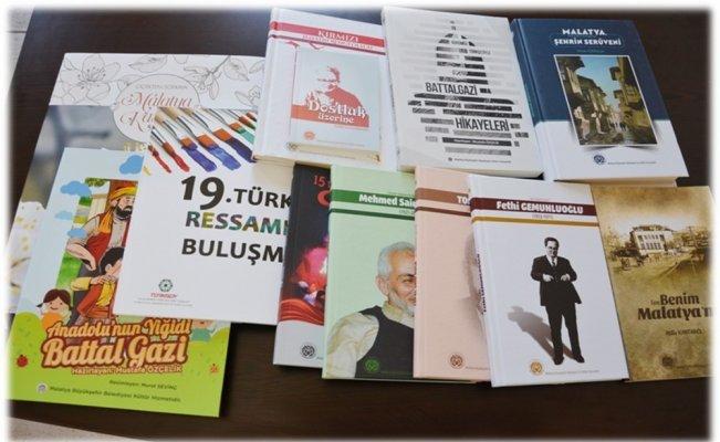 Büyükşehir Belediyesinden yayınlar ile Malatya eğitimine katkı