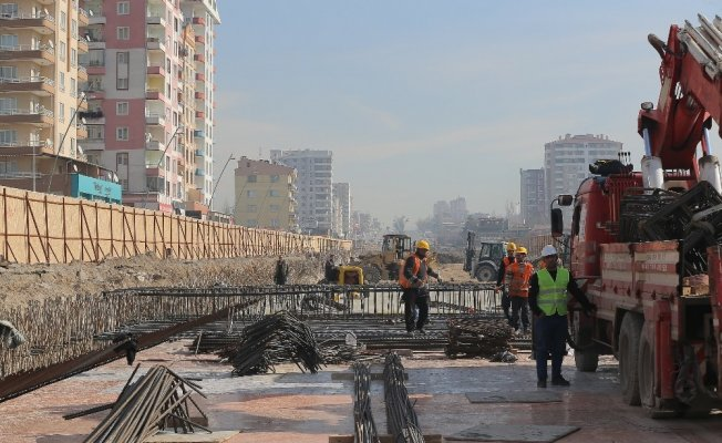 Büyükşehir'de üç yılda 200 milyon TL'lik yatırım