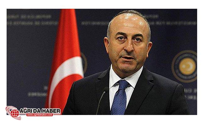 Çavuşoğlu Net konuştu: YPG'yi kim korursa bizim için YPG'den farkı yoktur