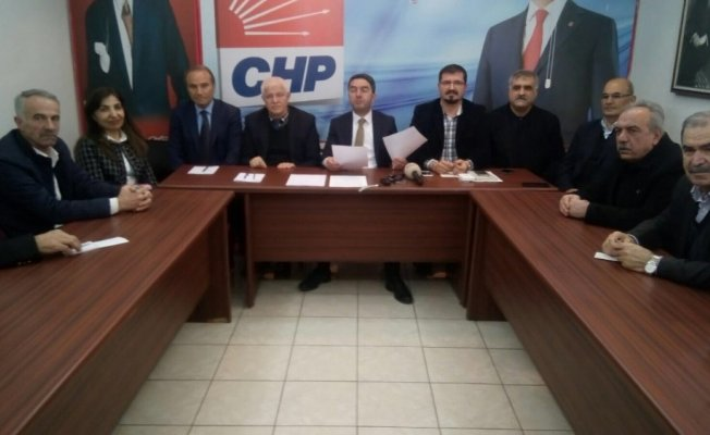 CHP'li Kiraz'dan ilan eleştirisi