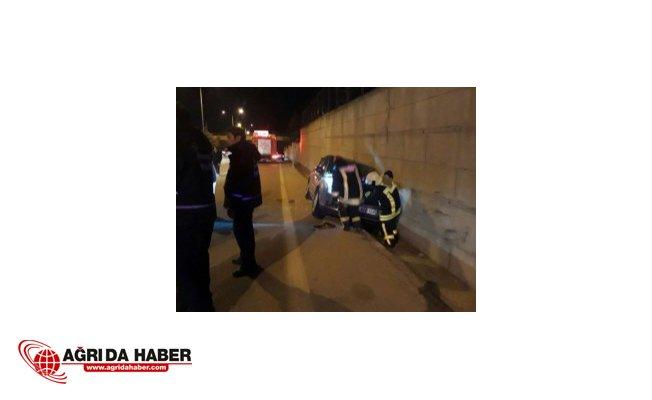 Denizli merkezde trafik kazası: 4 yaralı