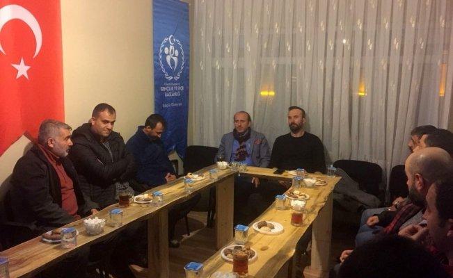 Doğadaki İnsan, Erzurum Macera Off Road'un konuğu oldu