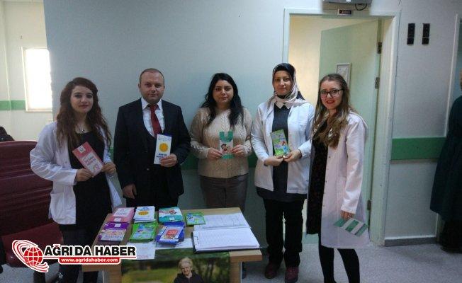 Doğubayazıt İlçe Sağlık Müdürlüğü tarafından Dünya Kanser Günü etkinliği