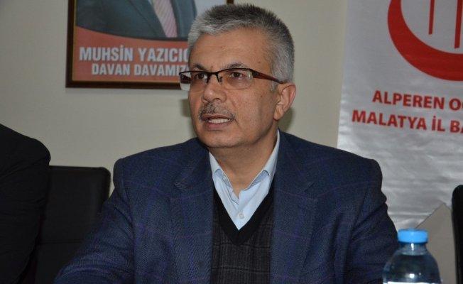 Dost Meclisi'nin konuğu Prof. Dr. İbrahim Gezer oldu
