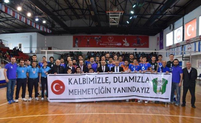 Düzce Belediyespor grup birinciliği garanti