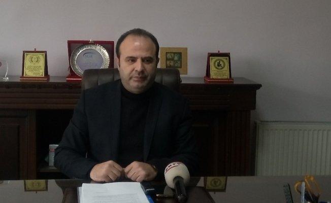 """Eczacılar Odasından Mehmetçiğe """"Afrin"""" desteği"""