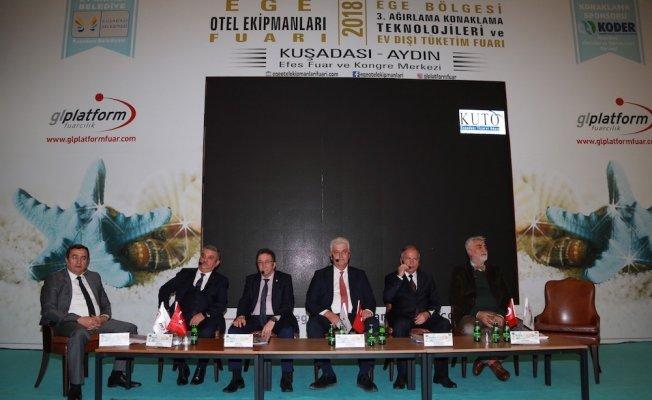 Ege'nin başkanları turizmde 'koruma' istedi