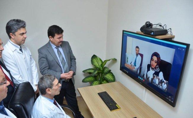 Erzincan ilçelerindeki hastalar artık kendi ilçelerinde tedavi olabilecek