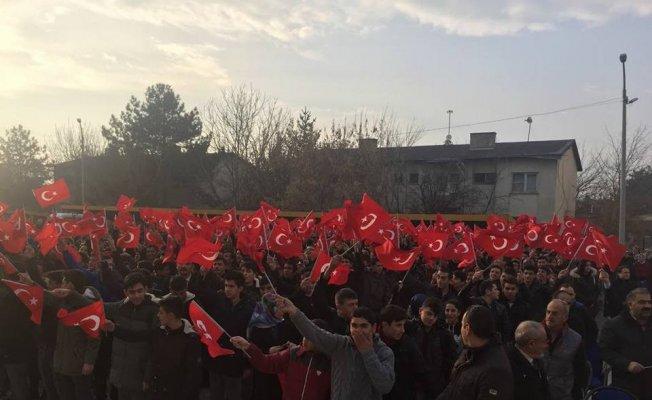Erzincan'da 2017-2018 eğitim öğretim Yılı ikinci dönemi başladı
