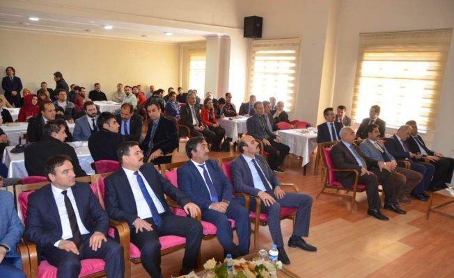 Erzincan'da 5 yılın hedefleri masaya yatırıldı