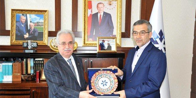 ETÜ ile URMİYE Üniversitesi arasında işbirliği protokolü imzalandı