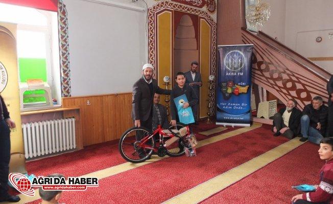 Haydi Çocuklar Camiye Projesi Tamamlandı
