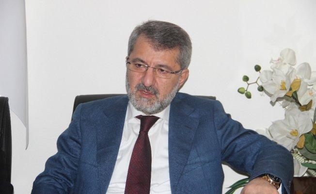 """İHİK Başkanı Serdar'dan AP'nin kararına tepki: """"Kararın hiçbir kabul edilebilir yanı yoktur"""""""