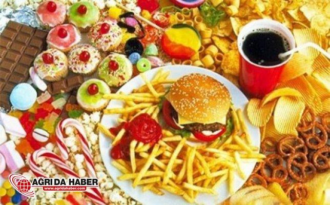 İşlenmiş Gıdalara Dikkat! Kanser Riskini Arttırıyor