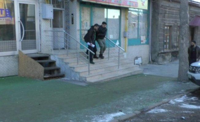 Kars'ta, terör operasyonu: 1 gözaltı