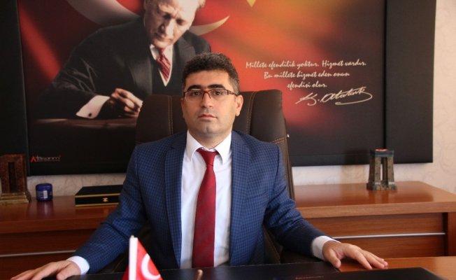 Kaymakam Çetin, SYDV'nin desteklerini açıkladı