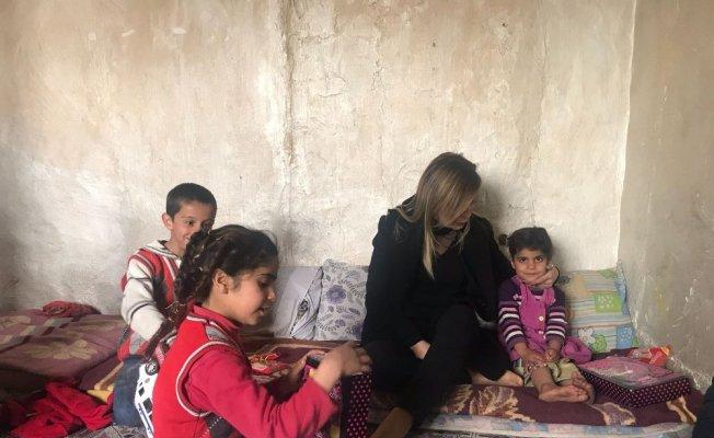 Kaymakam Uçar'dan Sümertaş ailesini ziyaret