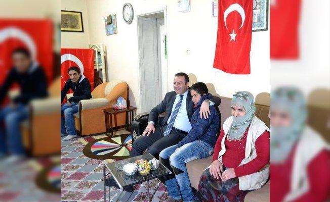 Kaymakam Yaşar'dan sürpriz ziyaret