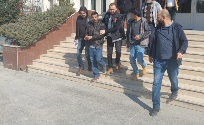 Kırıkkale'de uyuşturucu operasyonuna 1 tutuklama