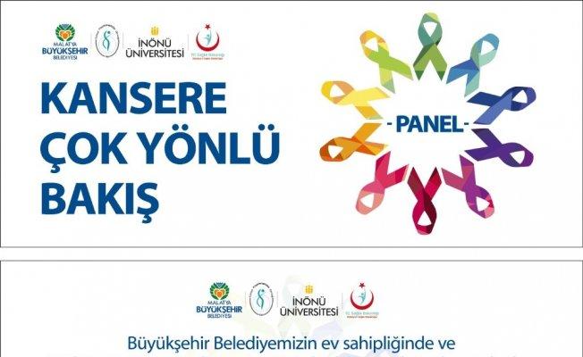 Malatya'da kanser paneli düzenlenecek