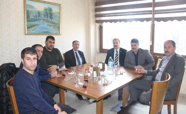 Malazgirt'teki işverenlere istihdam teşvikleri anlatıldı