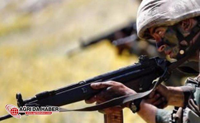 """Mardin'de Çatışma: biri """"bölge sorumlusu"""" 3 PKK'li öldürüldü"""