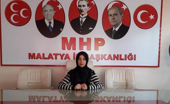 MHP'li kadınlardan Mehmetçikler için özel program