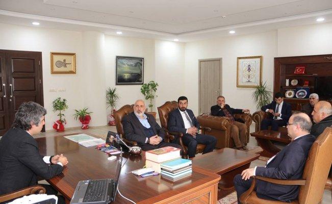 Milletvekili Deligözden, Oltu İslâm Şûra Devleti Müzesine tam destek