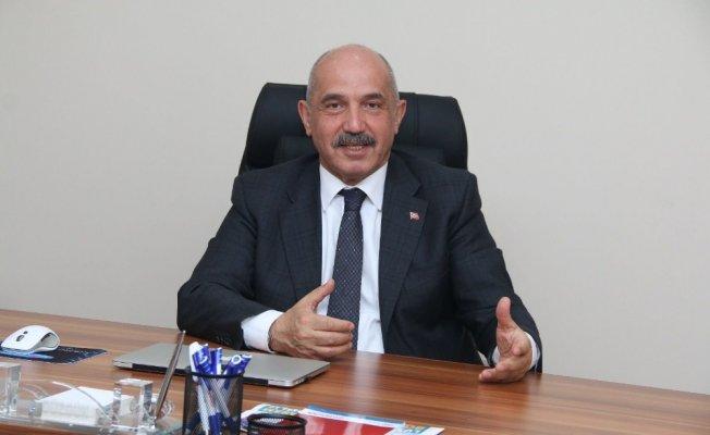Milletvekili Ilıcalı'dan Bakan Osman Aşkın Bak'a teşekkür