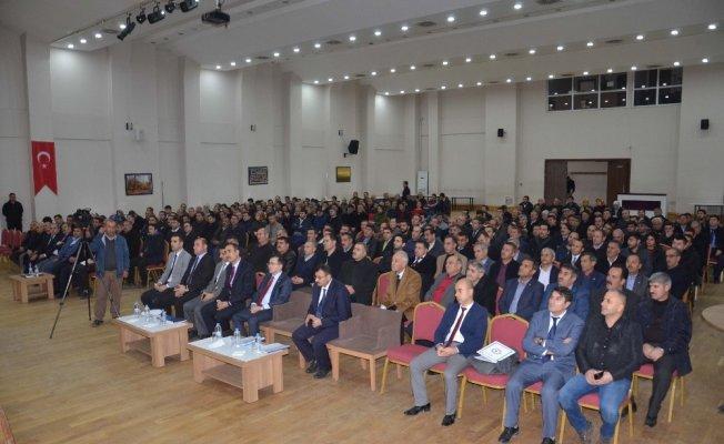 Muş'ta 2017-2018 eğitim öğretim yılı dönem başı toplantısı yapıldı
