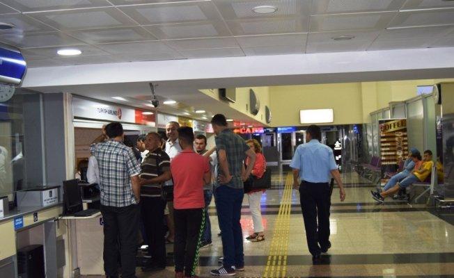 Ocak ayında 84 bin 211 yolcuya hizmet verildi