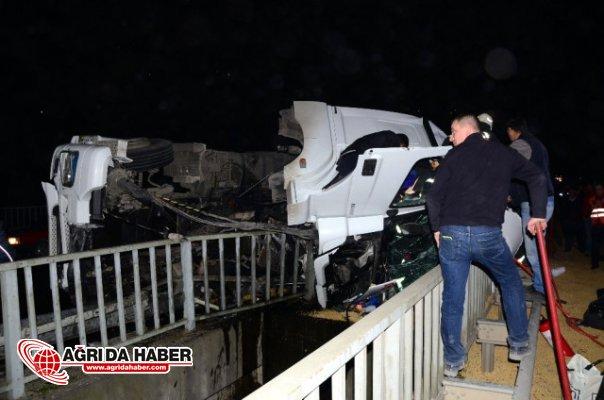 Ordu'da 2 Ayrı Trafik Kazası: 1 Ölü 5 Yaralı