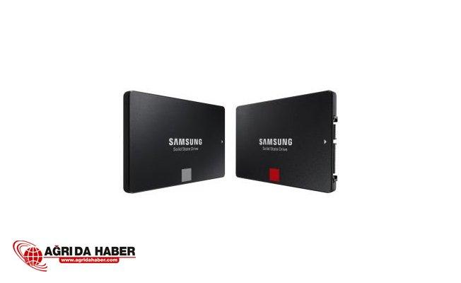Samsung Sünyanın En Çok Hafızalı SSD Diskini Üretti