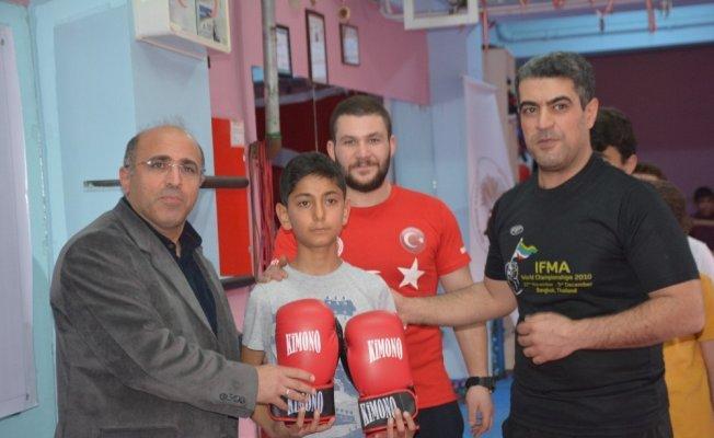 SODES'le Tatvan'da genç sporcular yetişecek