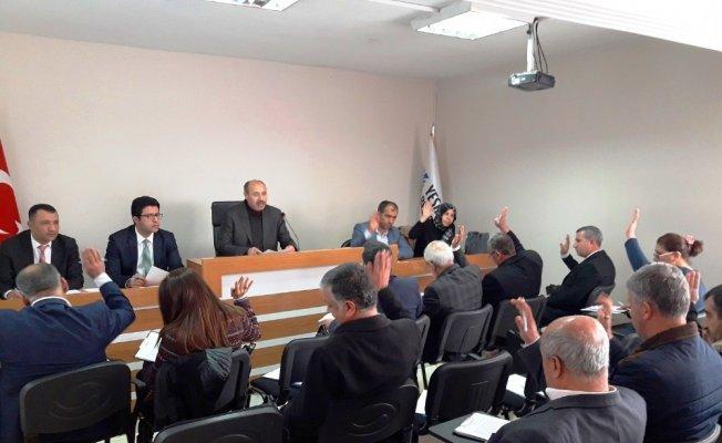 Şubat Ayı Meclis toplantıları tamamlandı